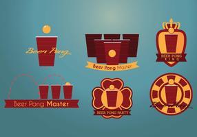 Vecteur Beer Pong