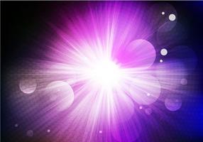 Vecteur abstrait violet brillant gratuit