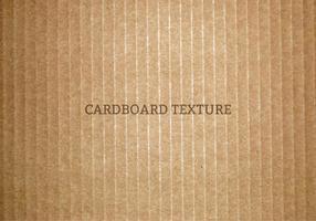 Texture libre de carton vectoriel