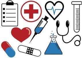 Vecteurs médicaux gratuits vecteur