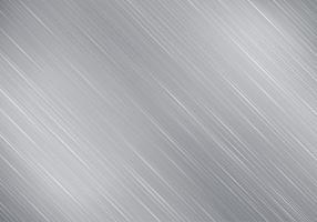 Texture libre de métal gris vecteur