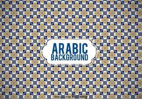 Contexte arabe vecteur