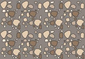 Free Stone Path Pattern # 2 vecteur