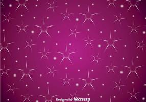 Fond violet étoile vecteur