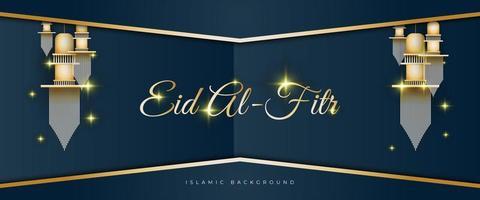 bannière de ramadan kareem