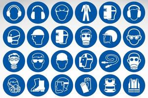 équipement de protection individuelle requis