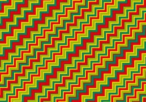 Fond coloré Zig Zag Pattern vecteur