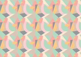 Motif géométrique aléatoire vecteur