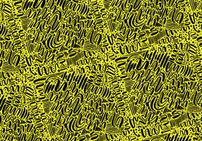Motif sans couture abstraite à la main vecteur