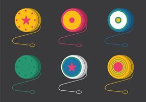 Illustration vectorielle gratuite de Yoyo
