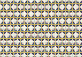 Modèle de diamant géométrique vecteur
