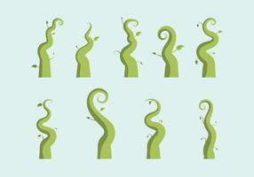 Illustration vectorielle gratuite de Beanstalk vecteur