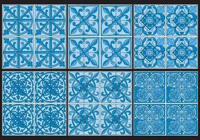 Motifs d'azulejo