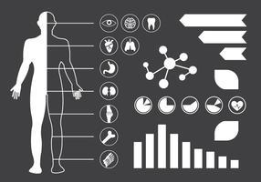 Icônes médicales vecteur