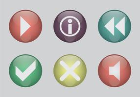 Illustration vectorielle des points balle gratuits vecteur