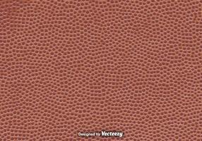 Texture de vecteur de football en cuir dessiné à la main
