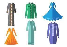 Vecteur de vêtements pour femmes gratuits