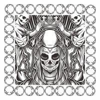 crâne de sucre dia de los muertos