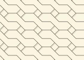 Motif vectoriel minimal