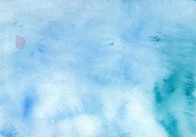 Fond bleu d'aquarelle sans vecteur bleu
