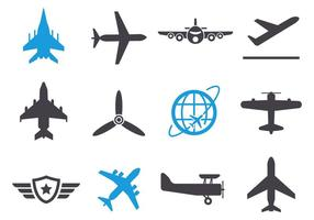 Vector Avion gratuit