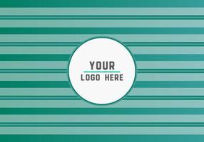 Free Geometric Stripes Logo Fond d'écran