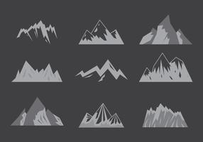 Graphisme vectoriel gratuit alpiniste 1