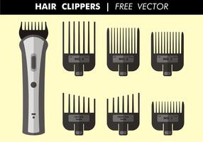 Coupe-cheveux vecteur gratuit
