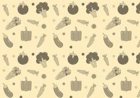 Graphisme vectoriel gratuit de céleri et de légumes 2