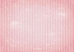 Pink Grunge Stripes Fond texturé vecteur