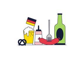 Vecteur allemand gratuit