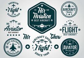 Vector Avion gratuit