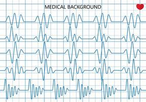 Contexte médical vecteur