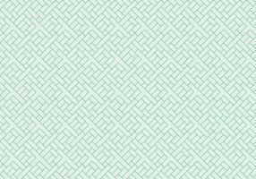 Modèle de lignes de tissage
