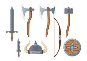 Barbarien Icon Vector