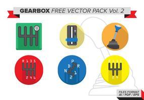 Boîte de vitesses Free Vector Pack