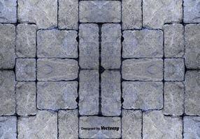 Texture de vecteur de pavé