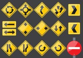 Signaux de transit vecteur