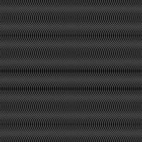 modèle de réseau vertical de lignes ondulées sans soudure vecteur