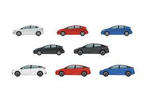 Vector Prius gratuit