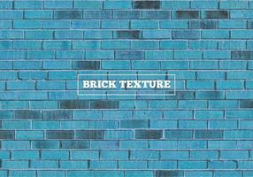 Texture de brique bleue libre de vecteur