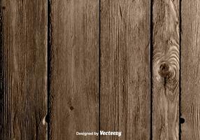 Contexte réaliste en bois dur réaliste vecteur