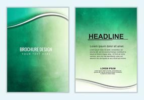Brochure commerciale gratuite pour les vecteurs