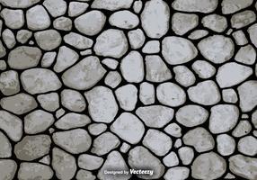 Vecteur texture de pierre - fond de vecteur