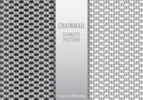 Ensemble de motifs Vector Chainmail