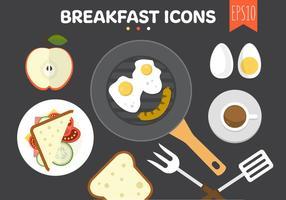 Éléments vectoriels gratuits pour les aliments