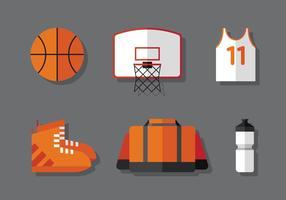Basket-ball vectoriel