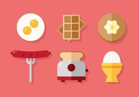 Menu Vector Breakfast
