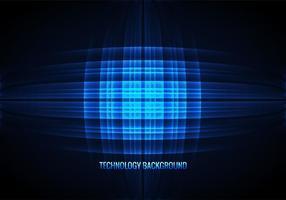 Fond d'écran de la technologie vectorielle gratuite