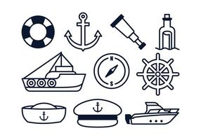 Éléments nautiques gratuits